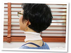 縫い目なしの筒状包帯