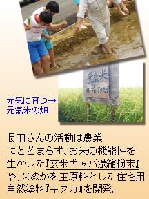 長田竜太さんプロフィール