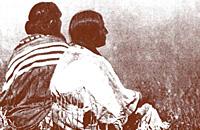 オジブア族