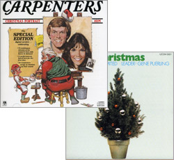 カーペンターズ クリスマス・ポートレート シンガーズ・リミテッド クリスマス
