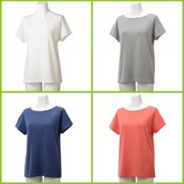 竹の★(ひとつぼし)半袖Tシャツ レディース(女性用)
